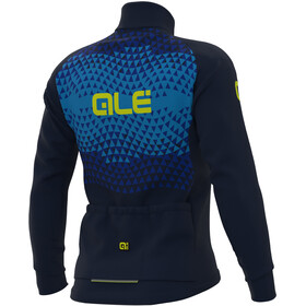 Alé Cycling Solid Summit DWR Jacke Herren navy/light blue